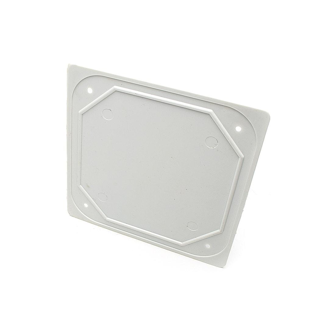 Капаче за Разклонителна кутия, Скрит монтаж, 110х110мм