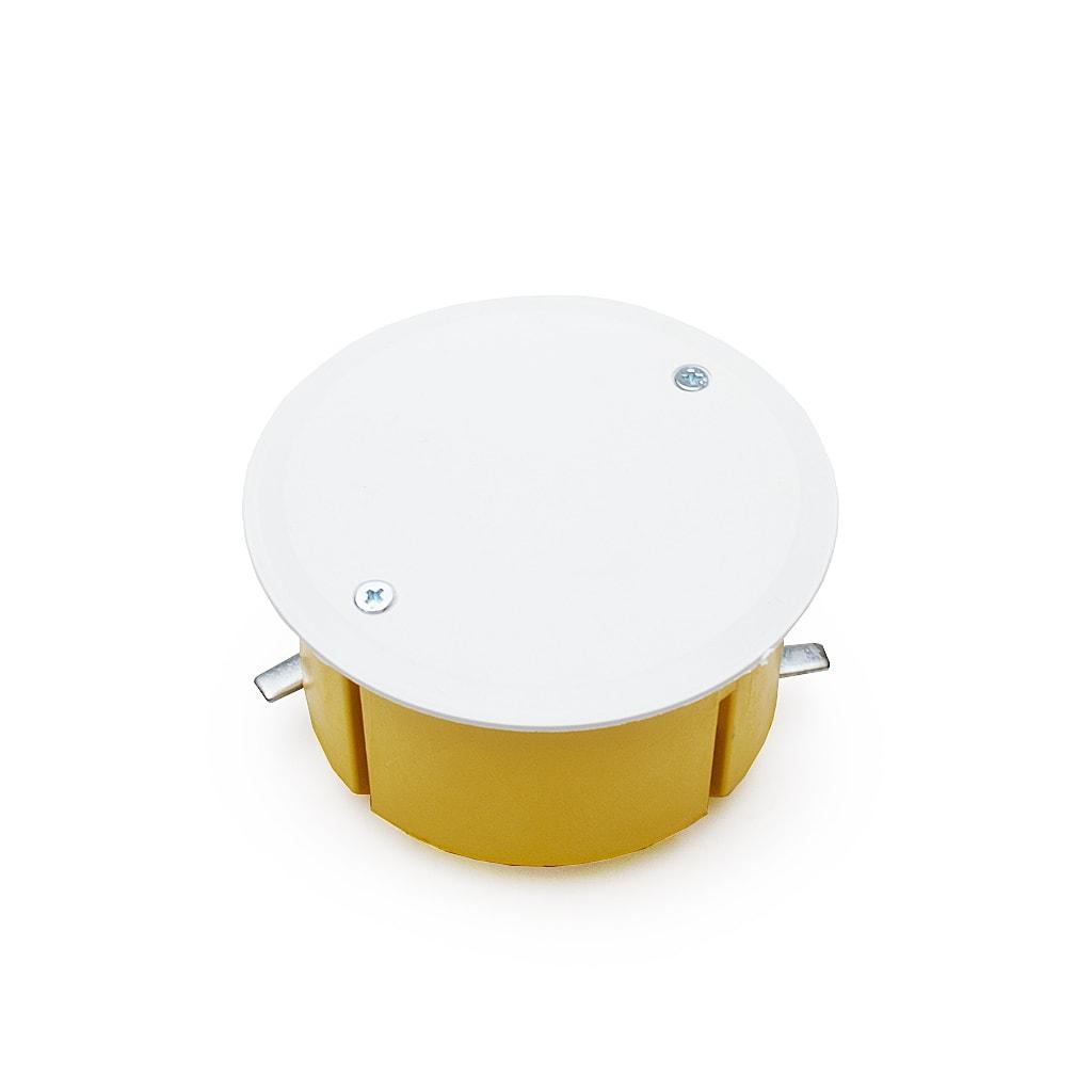 Разклонителна кутия за гипсокартон с капаче, Ф73