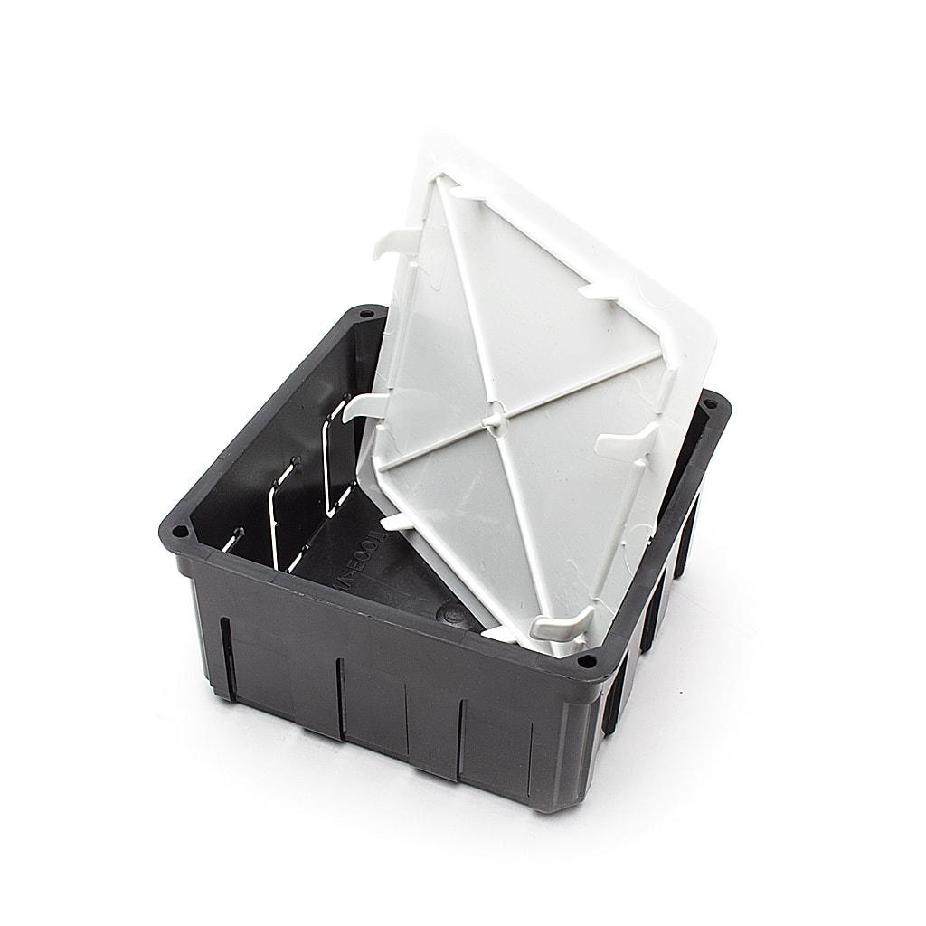 Разклонителна кутия за скрита инсталация 100х100мм
