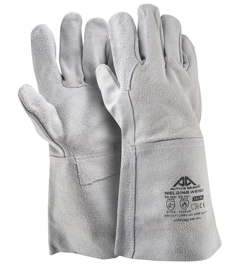 Работни ръкавици Active Gear Welding W6150