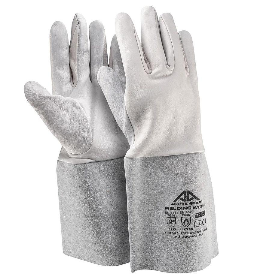 Работни ръкавици Active Gear Welding W6160