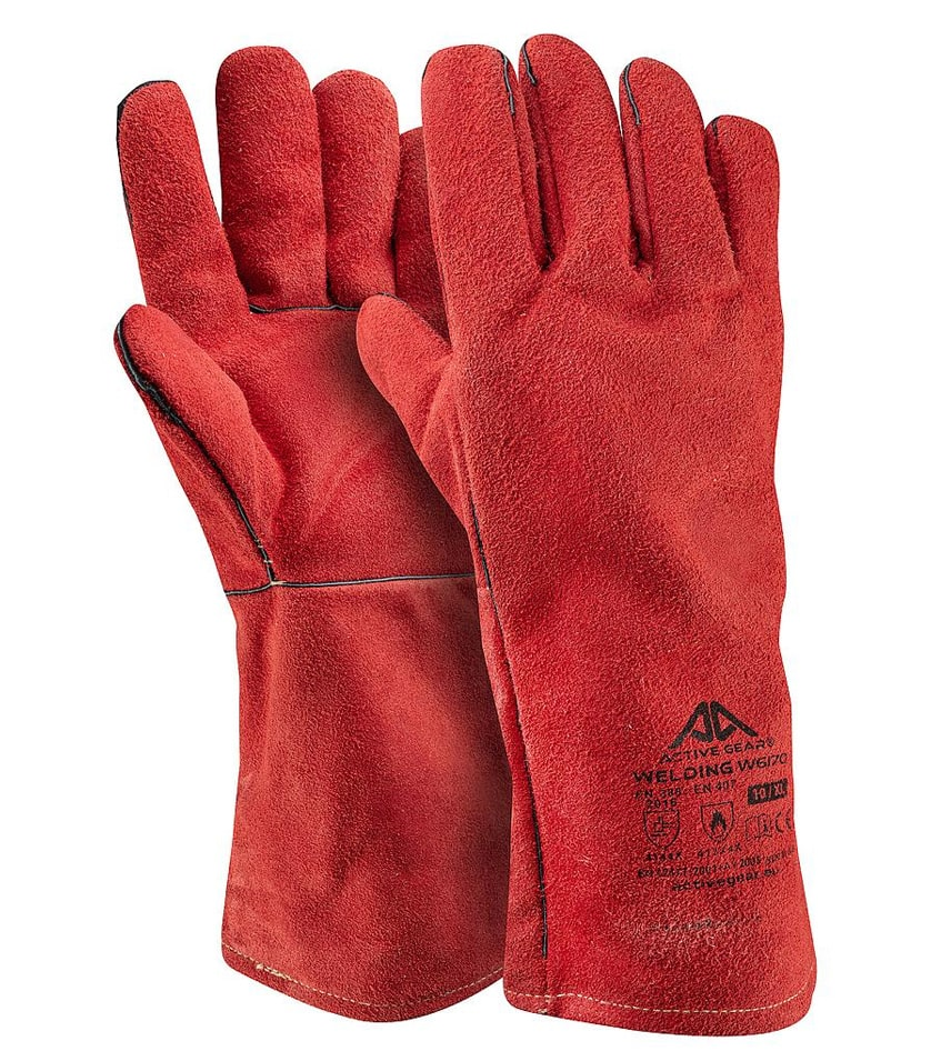 Работни ръкавици Active Gear Welding W6170