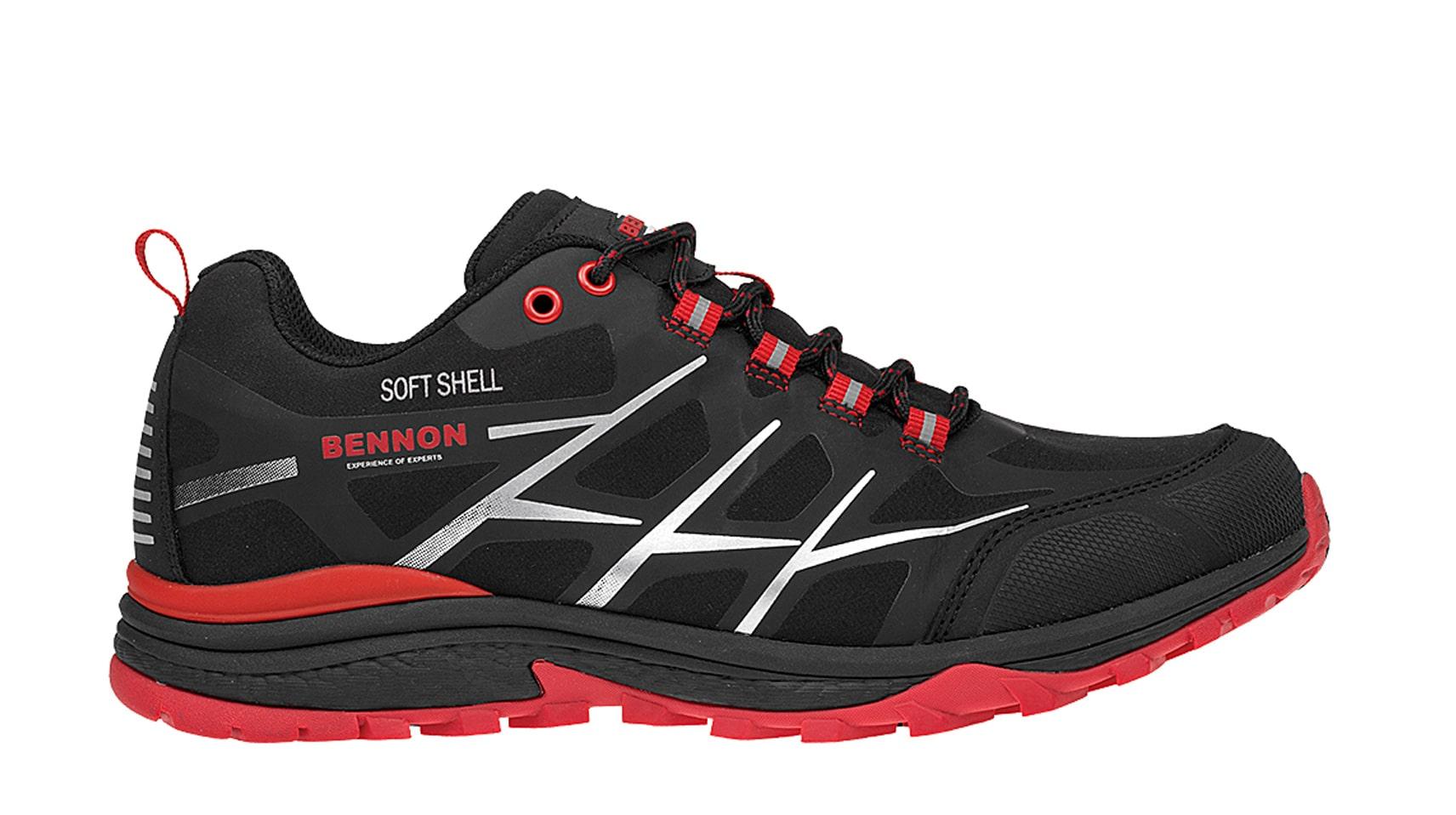 Спортни маратонки Bennon Calibro Red